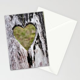 Love Chair Back Stationery Cards