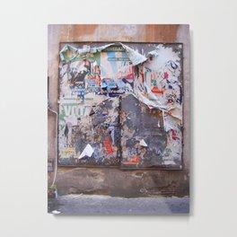 roma 398 Metal Print