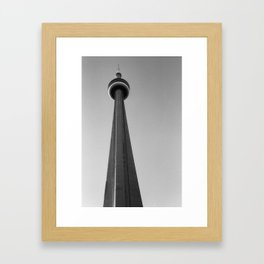 i HEART toronto Framed Art Print