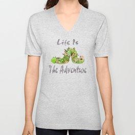Life Is The Adventure Unisex V-Neck