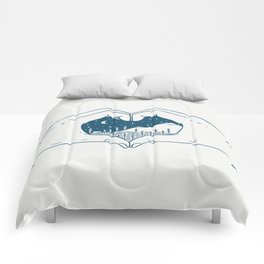 Love Nature Comforters