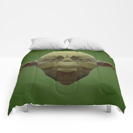 Yoda Low Poly Comforters