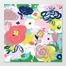 Lang Park Canvas Print