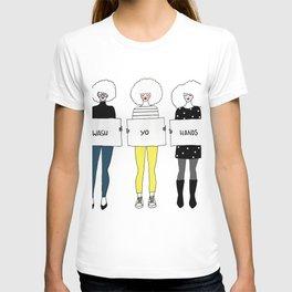 Wash Yo Hands T-shirt