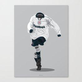 Bolton Wanderers 1995-97 Canvas Print