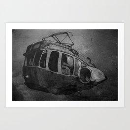 3T Art Print