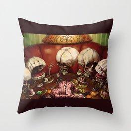 Cerebrum Celebration Throw Pillow