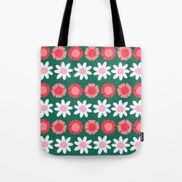 Peggy Green Tote Bag