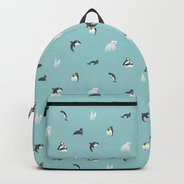 Arctic Family Photo Backpack