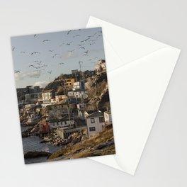 The Battery, St. John's, Newfoundland Stationery Cards