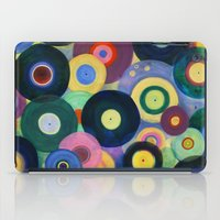 record iPad Cases featuring Record High by Femi Ford