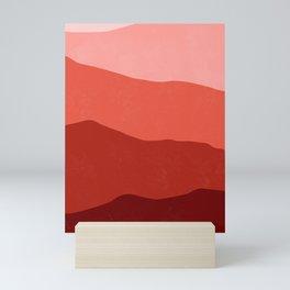 700 nm Mini Art Print