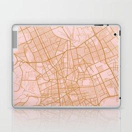 Riyadh map, Saudi Arabia Laptop & iPad Skin