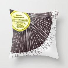 Murakami's Second Bakery Attack #2 Throw Pillow
