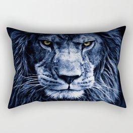 PANTHERA LEO Rectangular Pillow