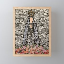 Fatima Framed Mini Art Print