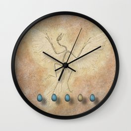 Archaeopteryx Wall Clock