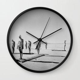 Great Salt Lake Wall Clock