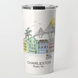 Charleston, S.C. Travel Mug