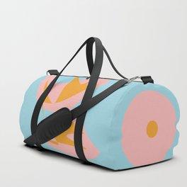 Rose Orange 02 Duffle Bag