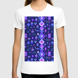 KILIM NO. 6 IN ELECTRIC ORCHID T-shirt