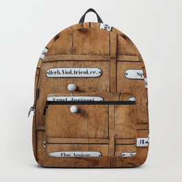 Pharmacy storage Backpack