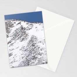 Watercolor Landscape, Sandbeach Trail 08, RMNP, Colorado Stationery Cards