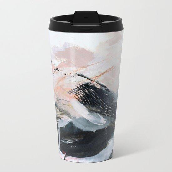 1 3 5 Metal Travel Mug