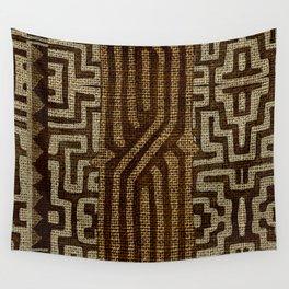 Bakuba Wall Tapestry