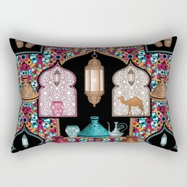 Marrakech Night Rectangular Pillow