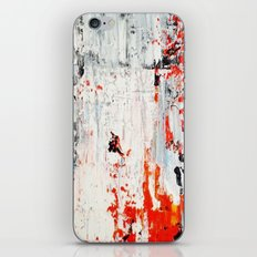 SCRAPED iPhone & iPod Skin