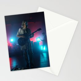 Christian Zucconi of Grouplove at Terminal 5, New York Stationery Cards