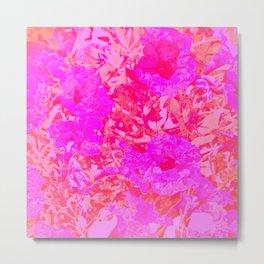 Flowers 116. Floral. Garden Metal Print