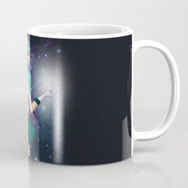 Hotaru and Michiru Coffee Mug