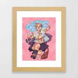 Edification Framed Art Print