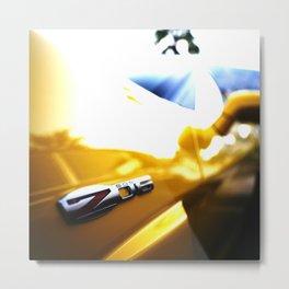 Z06 Supercar Metal Print