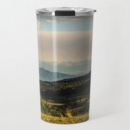 The Mountains Are Calling - Colorado Travel Mug