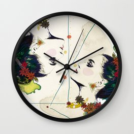 Profil Wall Clock