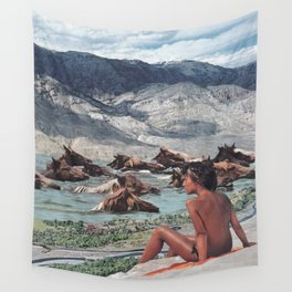 Flood Wall Tapestry