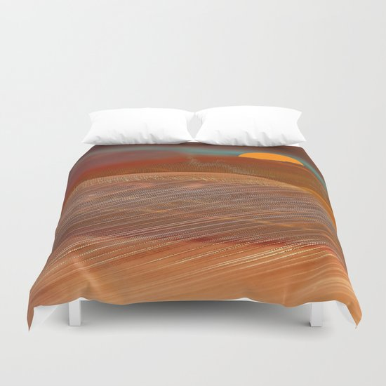 Abstraction VI Duvet Cover