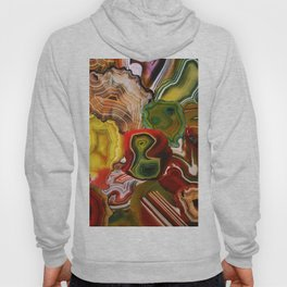 Slivers of the Past, Earth's core Hoody
