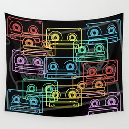 Analog Wall Tapestry
