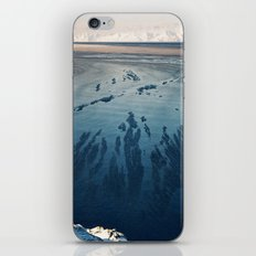 Ilulissat Greenland: The land of dog sleds and Midnight Sun iPhone & iPod Skin