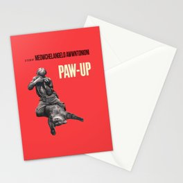 Paw-Up Stationery Cards