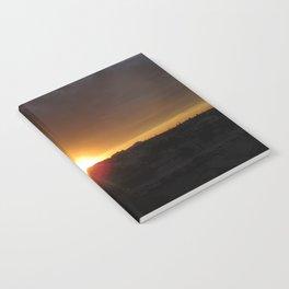 Sunset Divide Notebook