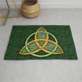 Celtic Trinity Knot Rug
