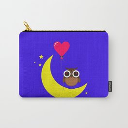 A lovers owl Carry-All Pouch
