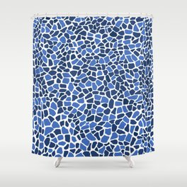 Terrazzo AFE_T2019_S8_1 Shower Curtain