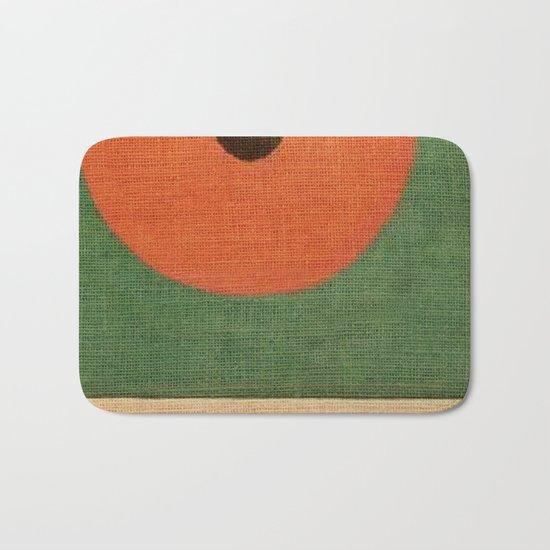 Simple Circle Bath Mat