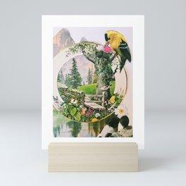 Our Secret Garden Mini Art Print